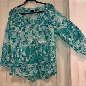 Light weight pretty blouse